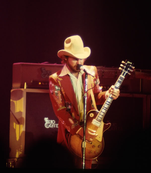 """Billy Gibbons with """"Pearly Gates"""""""