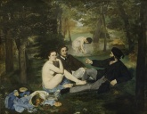 Edouard Manet, Luncheon on the Grass (1863)