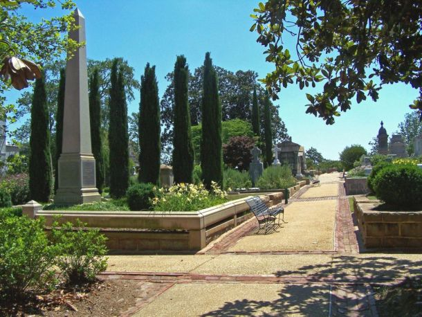 life and death at oakland cemetery