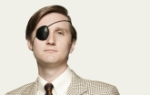 Eye Patch Ken