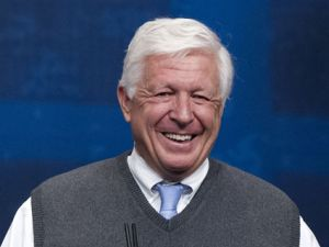 Following his aspirin comments, Foster Friess had a complete gal-endectomy